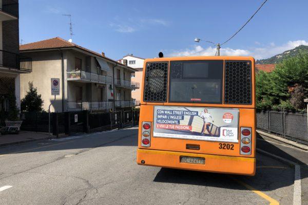 Tabelle bus 180x70